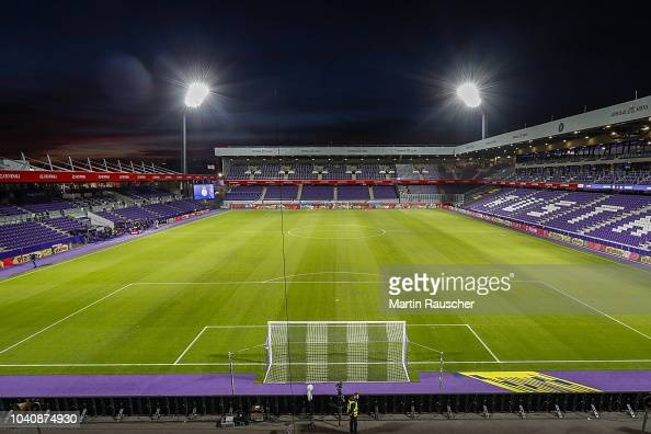 Stadion Overwiev Before The Austria Wien V Sk Puntigamer Sturm Graz News Photo Getty Images