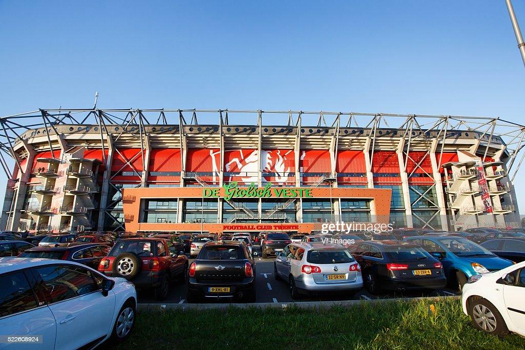 Stadium De Grolsch Veste Of Fc Twente Enschede During The Dutch News Photo Getty Images