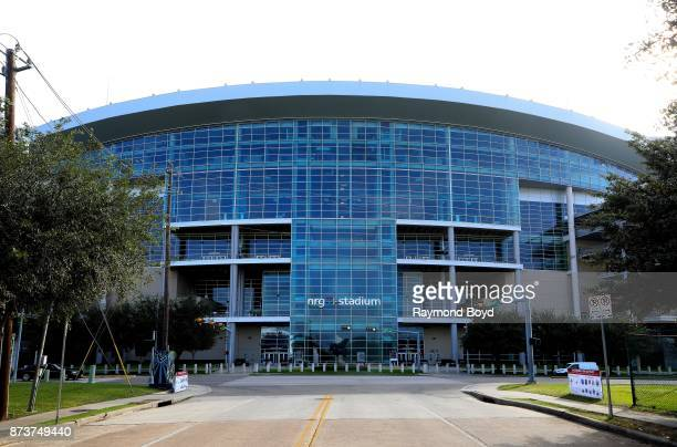 Stadium home of the Houston Texans football team in Houston Texas on November 4 2017
