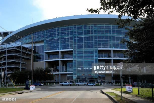 Stadium home of the Houston Texans football team in Houston Texas on November 4 2017