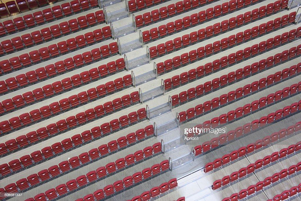stadium interior : Bildbanksbilder