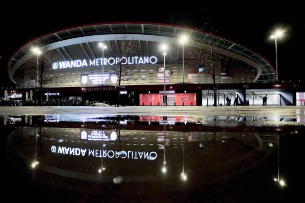 ESP: Atletico de Madrid v Valencia CF - La Liga Santander