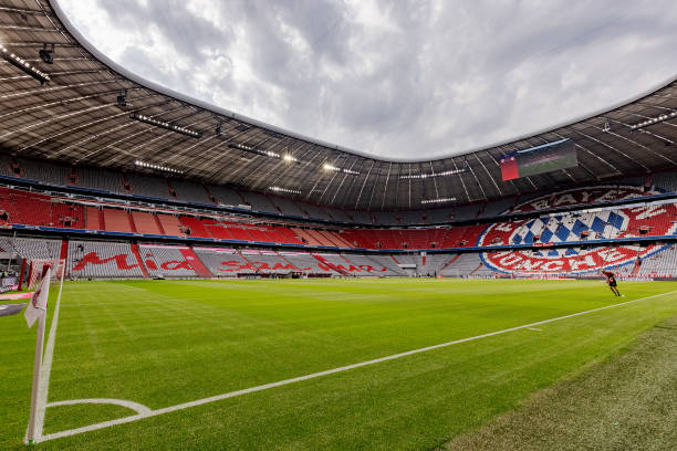 DEU: FC Bayern Muenchen v Ajax Amsterdam - Audi Football Summit
