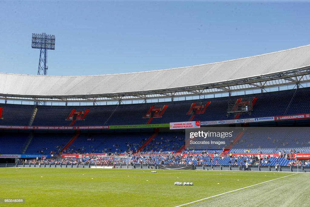 Feyenoord Training Session