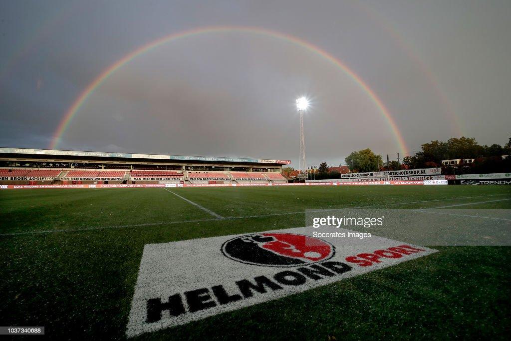 Helmond Sport v N.E.C. - Eerste Divisie