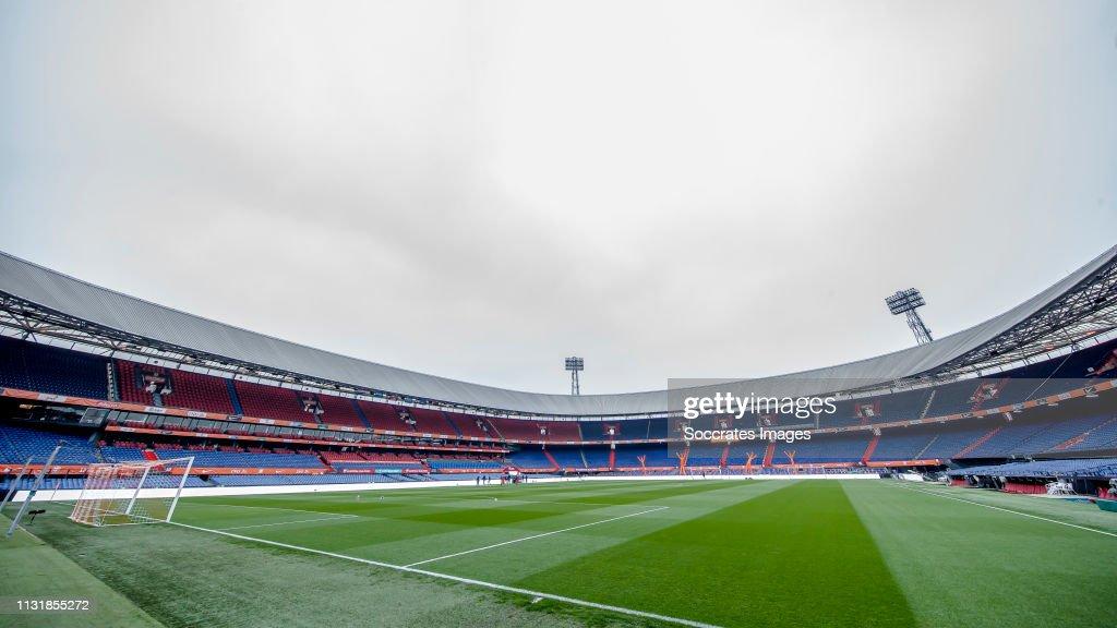 NLD: Netherlands v Belarus - UEFA EURO 2020 Qualifier