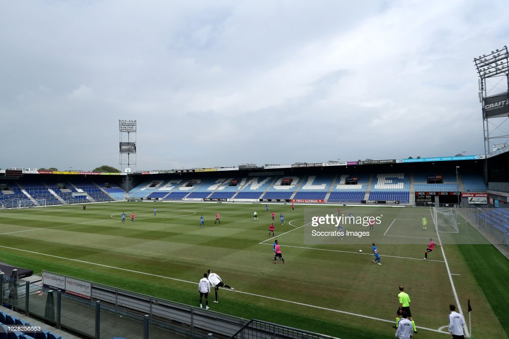 Stadium Of Pec Zwolle During The Club Friendly Match Between Pec News Photo Getty Images