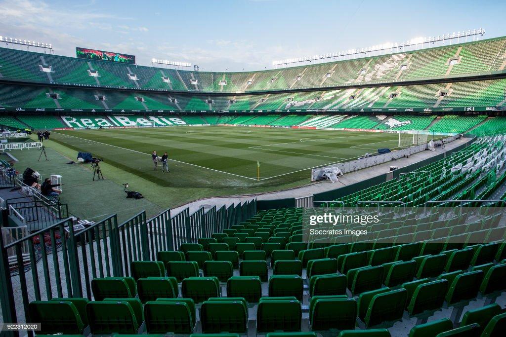 Real Betis Sevilla v Real Madrid - La Liga Santander : News Photo