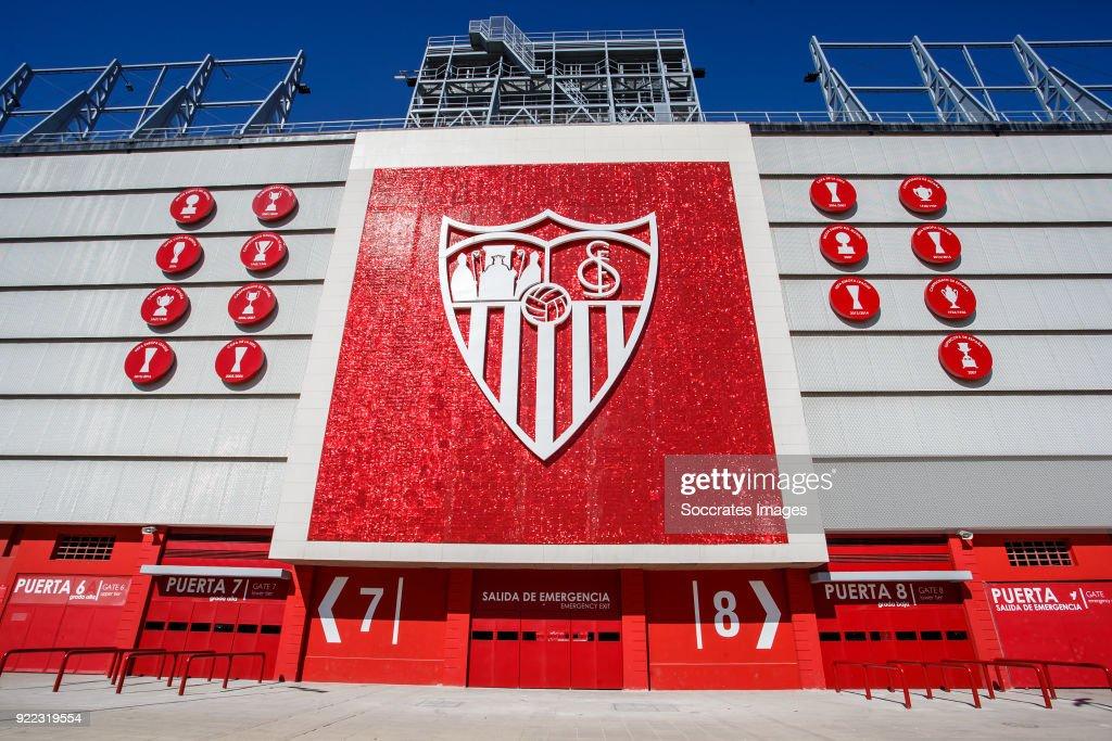 Sevilla v Manchester United - UEFA Champions League : News Photo