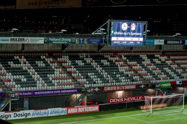 NLD: Sparta Rotterdam v FC Emmen - Dutch Eredivisie