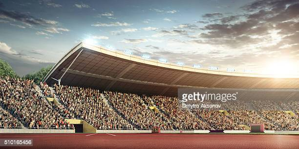 . stadium - soccer scoreboard stock photos and pictures