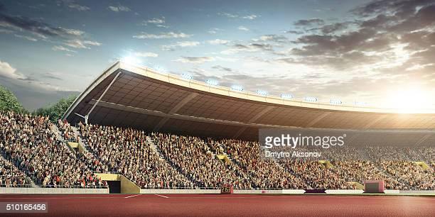 . stadium