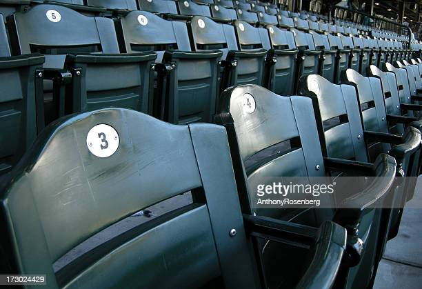 stadium section and row - baseball stadium stock pictures, royalty-free photos & images