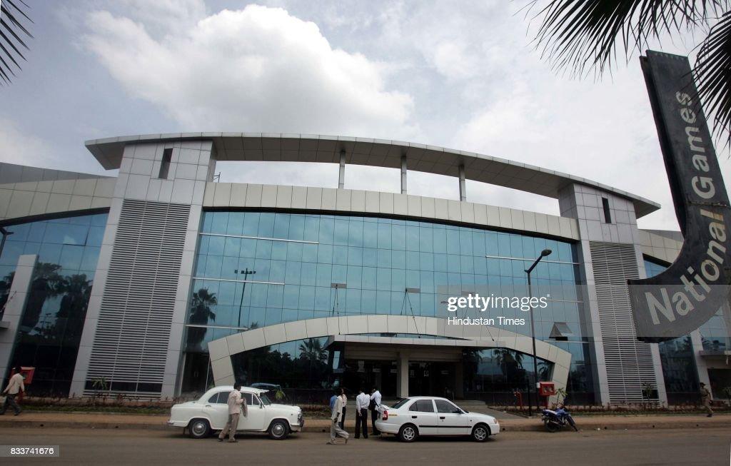 Stadium Shiva Chhatrapati Krida Sankul, Balewadi, Pune on Saturday.