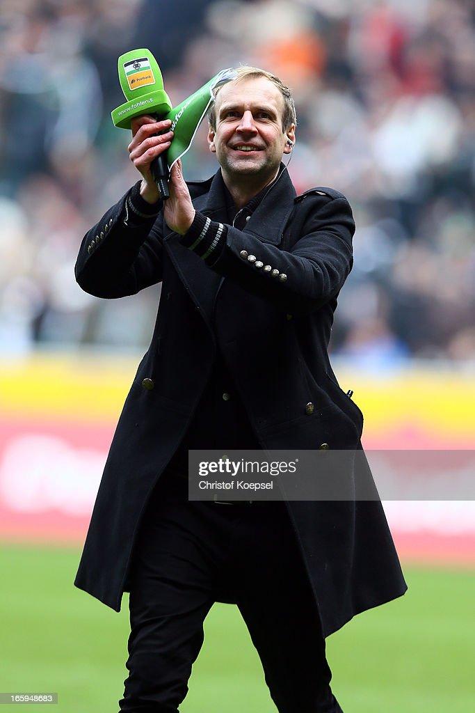 VfL Borussia Moenchengladbach v SpVgg Greuther Fuerth - Bundesliga : News Photo