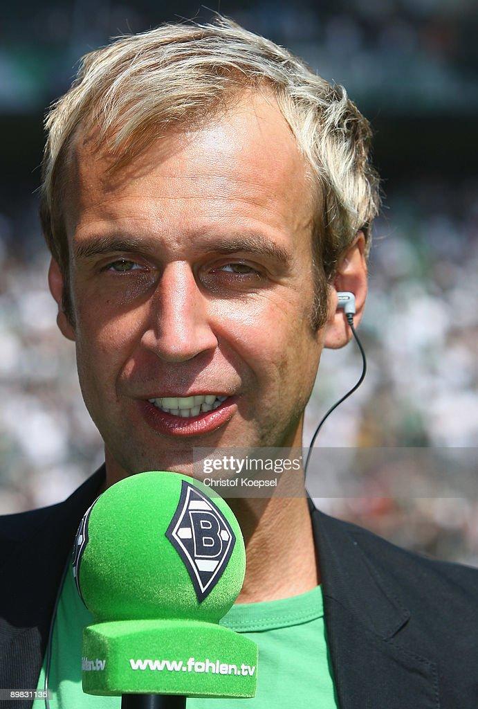 Borussia M'gladbach v Hertha BSC Berlin - Bundesliga : News Photo