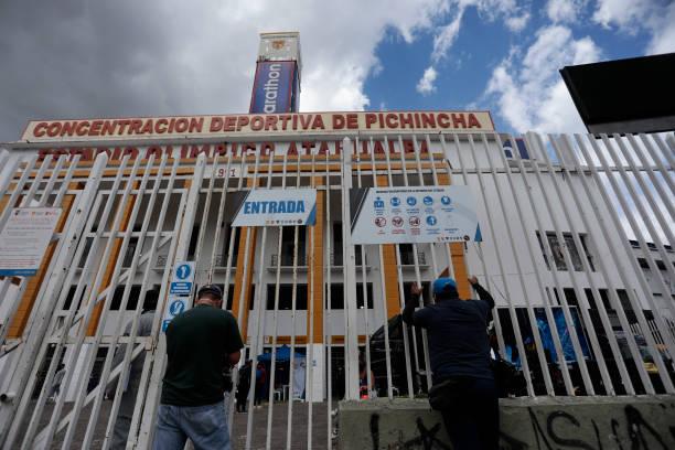 ECU: El Nacional v Independiente Del Valle - LigaPro 2020