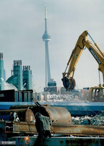 Stadiums Canada Ontario Toronto CNE Exhibition Stadium