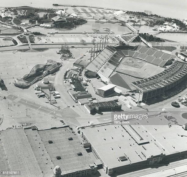 Stadiums Canada Ontario Toronto CNE