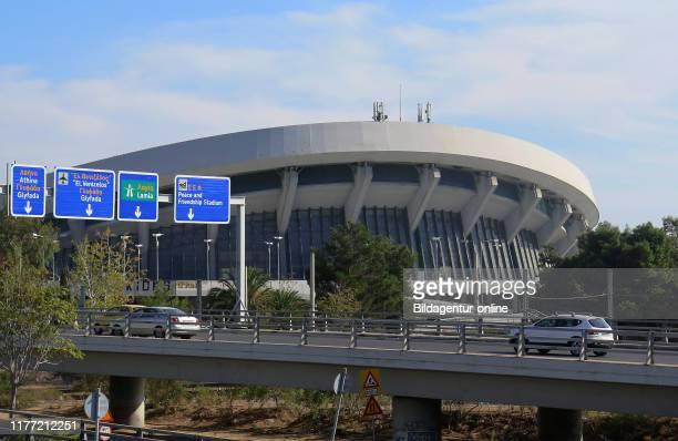 Stadtautobahn, Peace and Friendship Stadium, Athen, Greece.