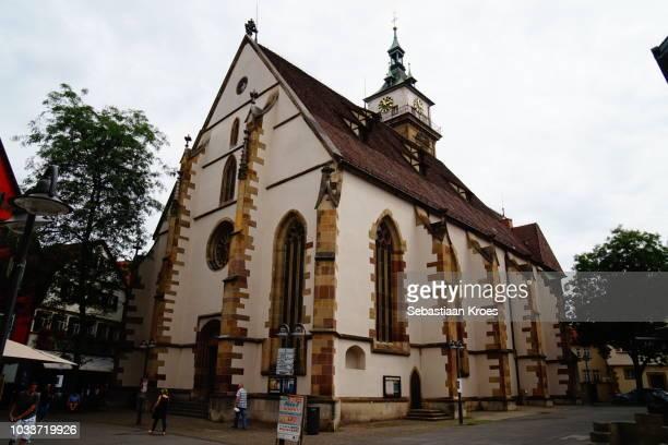 Stadtkirche Bad Cannstatt Church, Bad Cannstatt, Stuttgart, Germany