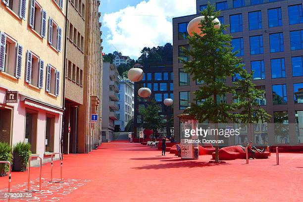 Stadtlounge, St. Gallen, Switzerland