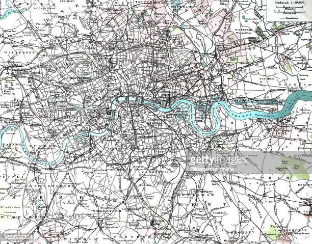 London England City Map.30 Top Old London Map Pictures Photos And Images Getty Images