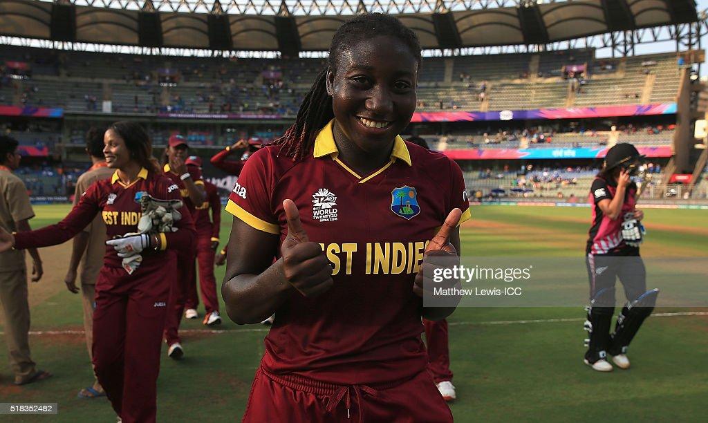 Women's ICC World Twenty20 India 2016: Semi Final - New Zealand v West Indies