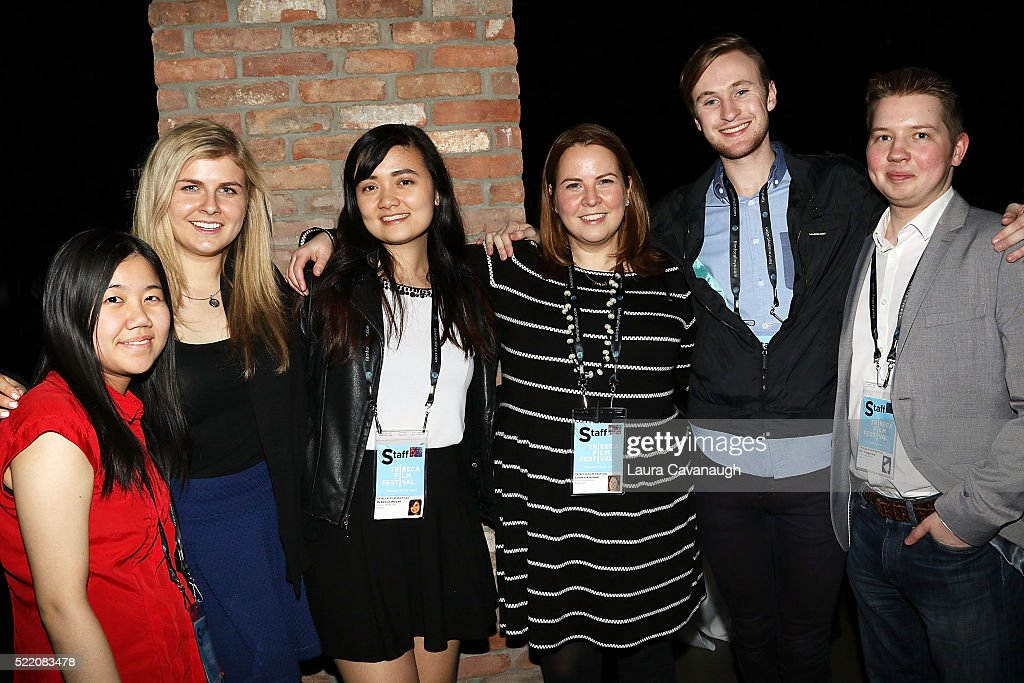 Staff attends Shorts Filmmakers Party - 2016 Tribeca Film Festival at Eventi Hotel on April 17, 2016 in New York City.