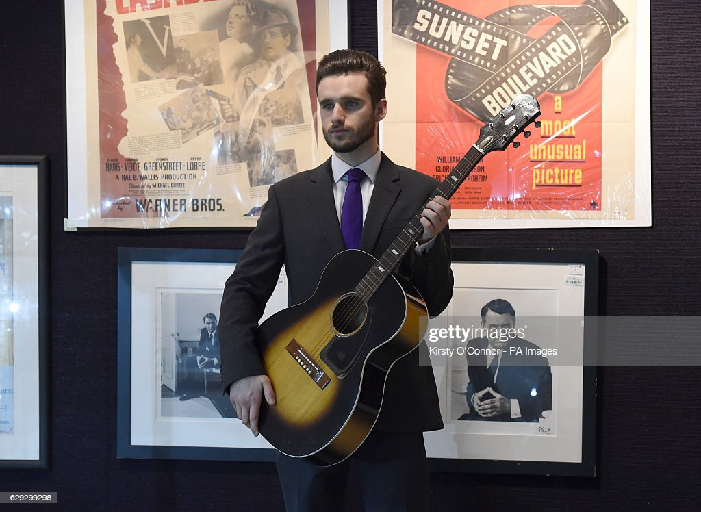 Entertainment Memorabilia Sale at Bonhams : Nachrichtenfoto