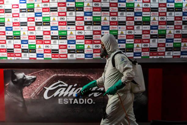 MEX: Club Tijuana v Tigres UANL - Torneo Grita Mexico A21 Liga MX