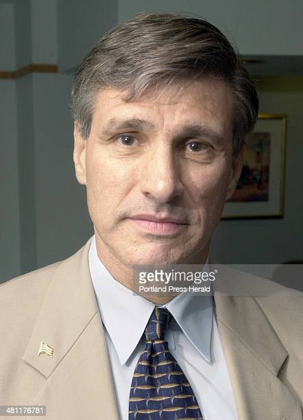 Staff Photo by John Ewing Thursday October 4 2001 Charles S Prouty special agent in charge of the FBI in Boston