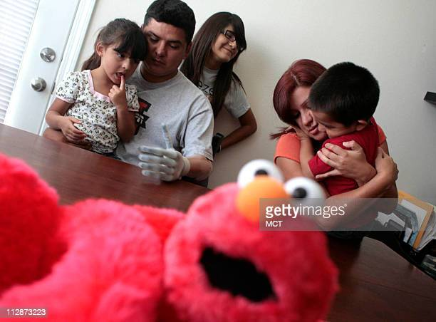 Staff Sgt Ramon Padilla of the 173rd Airborne shown here with his family Emily Padilla 3 Ramon Padilla Melissa Padilla 14 Judith Padilla and Ramon...