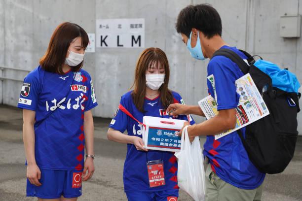 JPN: Ventforet Kofu v Renofa Yamaguchi - J.League Meiji Yasuda J2