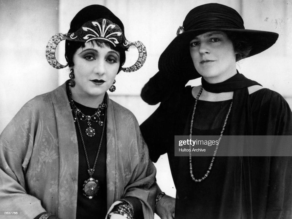 Ethel And Laurette : News Photo