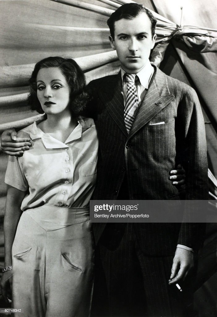 june 1932 american actress tallulah bankhead pictured with