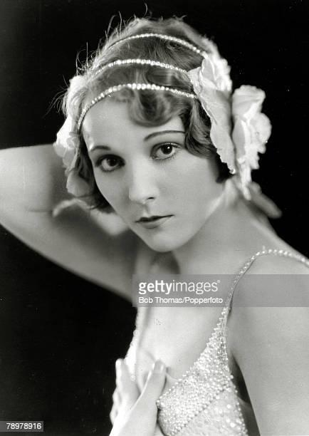 circa 1920's American actress Nancy Nash