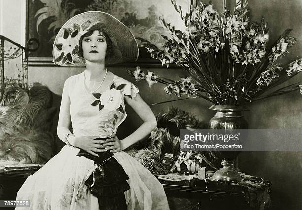circa 1926 American actress Dolores Costello seen appearing in the film The Manneguin She was known for a time as The goddess of the silent screen...