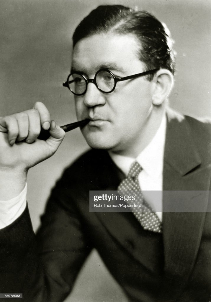 """Stage and Screen. Personalities. pic: circa 1930. American Film Director John Ford, (1894-1973) one of the most respected directors in the business, who won 6 Oscars with his films, although is perhaps best remembered for his westerns including """"Stagecoac : News Photo"""