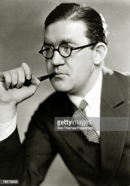 circa 1930 American Film Director John Ford one of the most respected directors in the business who won 6 Oscars with his films although is perhaps...