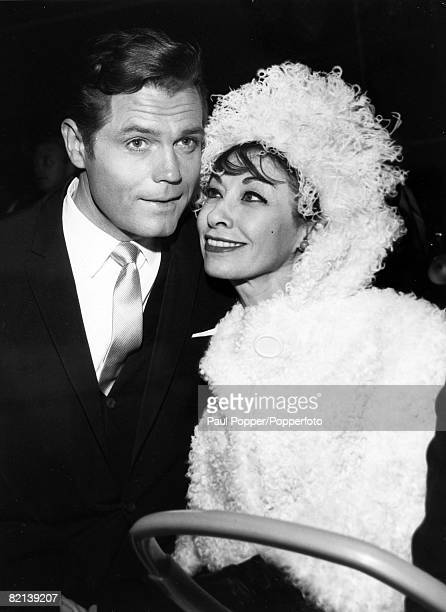 circa 1960's American actor Jack Lord left 19301998 the star of the 'Hawaii FiveO' television series