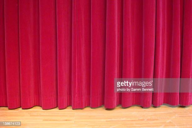 stage curtains - stage curtain stock pictures, royalty-free photos & images