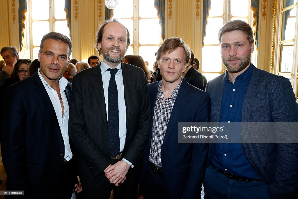 Moliere 2016 - Nominee Luncheon In Paris