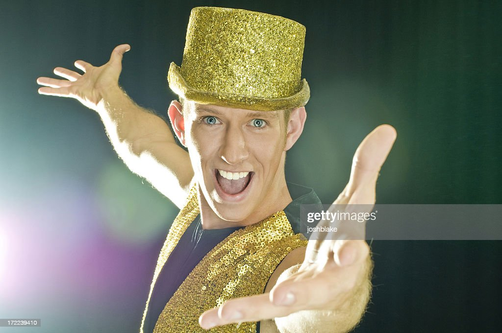 Stage is yours : Stock Photo