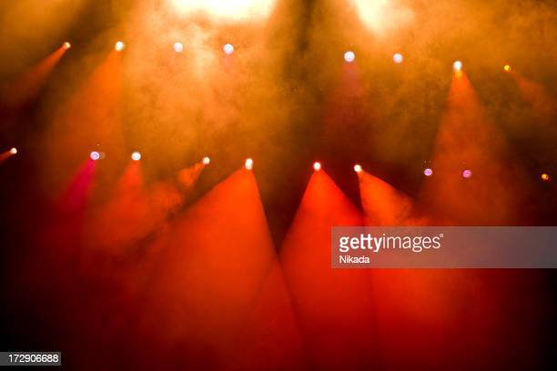 stage lights - acting performance stock pictures, royalty-free photos & images