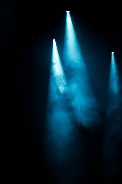 Stage Lights Wall Art