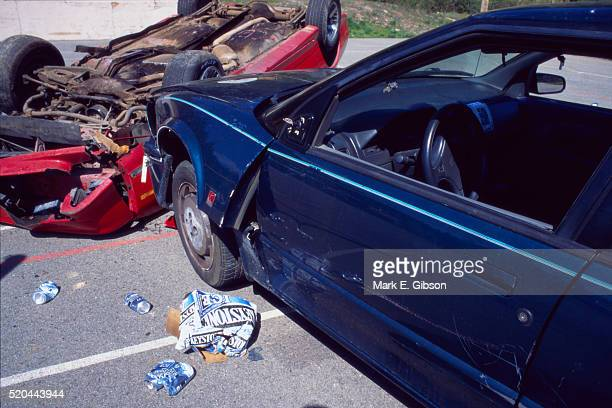 Staged Drunk Driving Accident