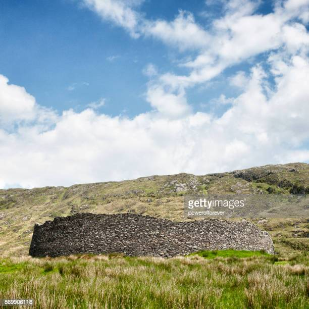 Staigue Stone Fort in County Kerry, Irland