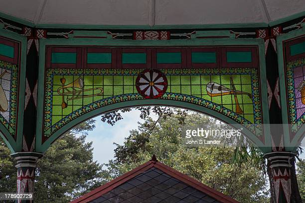 Stained Glass at Kraton - The Sultan's Palace, better known as Yogyakarta Kraton is the center of Javanese culture. The Kraton is not just a place...