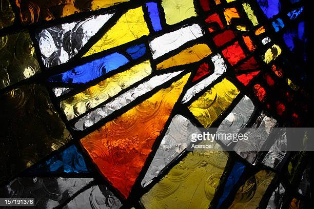 stained glass - stained glass stock photos and pictures